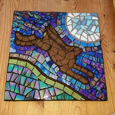 Check out this item in my Etsy shop https://www.etsy.com/uk/listing/479289308/running-moon-hare-mosaic