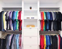 Merveilleux NEAT Method  Closets, Closet Ideas, Closet Storage, Closet Design,  Beautiful Closets