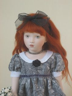Sylvia Natterer SUNDAY AFTERNOON collection doll_ALIZIA, 2008