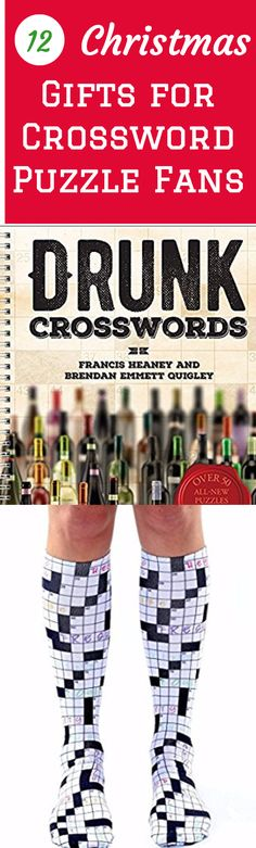 christmas gifts for the crossword puzzle fan 12 gift ideas for the crossword puzzle enthusiast