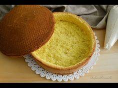 Come tagliare e farcire perfettamente il pan di Spagna – video tutorial