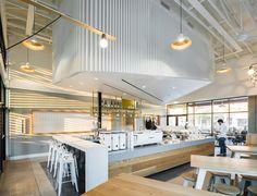 Global cafesarebuzzingwithcaffeine andconversation. 1. Firm: OFFICIAL DesignProject: Houndstooth CoffeeSite: Dallas, TexasStandout: An island bar ...