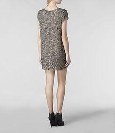 AllSaints Dispel Dress | Womens Dresses