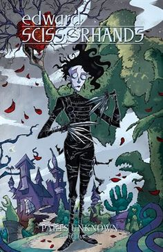 Edward Scissorhands, Vol. 1 / Kate Leth | Borrow free online with your Mesa Public Library card!