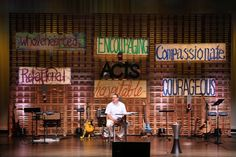 Church Stage Design Ideas   Scenic sets and stage design ideas from churches around the globe.