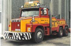 SCANIA . 140 , V8 - Straumen bil