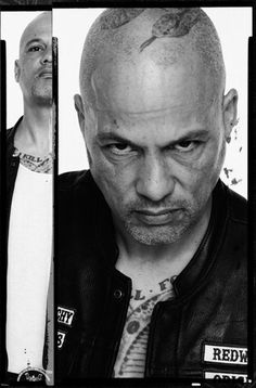SOA that's my sexy bicker man rite there. Happy will Always be my number two behind Jax. Happy never hesitated for one second do Anythnig for the club. Luv you David Labarva ☠ #menofmayhem