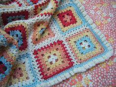 Ravelry: Petal Patch Motif pattern by Samantha Roberts