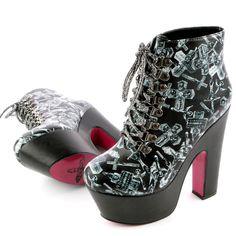 Omg love these!!!!! Iron Fist Shoes (a favourite repin of VIP Fashion Australia www.vipfashionaustralia.com )