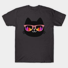 Cat design at teepublic Tee Shirts, Tees, Cat Design, Music, Mens Tops, Fashion, Musica, Moda, T Shirts