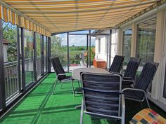Zastrešenie pre terasy aj balkóny CORSO Premium od ALUKOVU