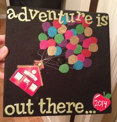 Slytherin graduation cap decoration. Found template thanks ...