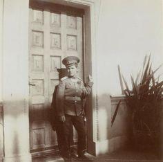Alexei at the New Palace, Livadia, 1912