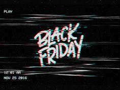 Black Friday designed by Chris Diggs. Black Friday Shopping, Black Friday Deals, Web Design, Email Design, Graphic Design Posters, Grafik Design, Cyber Monday, Typography, Promotion