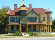 John Levell House 1890    Georgetown, Texas