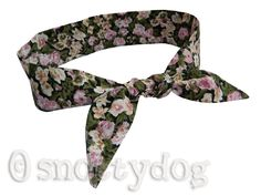 Cooling bandana - £12 Don't get hot and bothered, cool down with a snottydog cooling bandana!