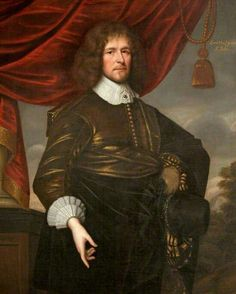 Oliver St John MP. Chief Justice of the Common Pleas