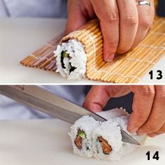 need to get one of these! Will make making my own sushi easier! YUM!