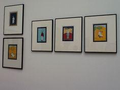 Bienal de Veneza 2013 - Imran Qureshi, artista do Paquistão.
