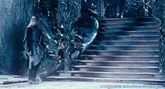 """Haldir: """"Caras Galadhon… the heart of Elvendom on earth. Realm of the Lord Celeborn and of Galadriel, Lady of Light.""""    """"The Fellowship of the Ring."""""""
