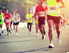The key to pacing your first marathon or half marathon is to run by how you feel on race day.