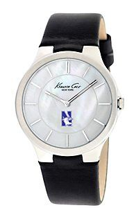 Kenneth Cole offers students and alumni a variety of timepieces that give a taste of the New York fashion experience. These well-crafted wristwatches for men and women have quartz and automatic movement options, and individual style that can suit any personality. customized watch collection, giving customers the option to personalize their timepiece with the addition of a school logo, initials, graduating degree, and/or year directly on the watch dial.