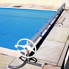 Swimming Pool Roller for covers from leading brand Slideloc