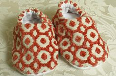 Baby Slippers 912 Month Slippers Toddler by sunsparrowsewing, $15.00