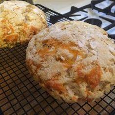 Jim's Cheddar Onion Soda Bread - Allrecipes.com