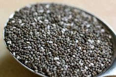 These are Chia Seeds. We will be selling Chia Seeds in bulk or in day to day packs through our website. Chia Seeds boost the immune system and help with weight loss.