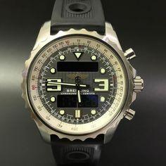 Breitling Professional Chronospace Chronometer