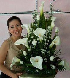 Orchid Flower Arrangements, Altar Flowers, Church Flower Arrangements, Church Flowers, Funeral Flowers, Church Altar Decorations, Flower Decorations, Hollyhocks Flowers, Corporate Flowers
