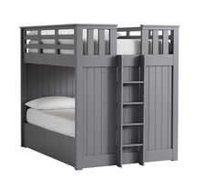 """Visit our site for additional info on """"bunk bed designs diy"""". It is actually a superb spot to learn more. 2 Twin Beds, Full Bunk Beds, Kids Bunk Beds, Loft Beds, Loft Spaces, Small Spaces, Sharing Bed, Outdoor Kitchen Design, Bed Mattress"""