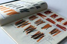 Studi di composizione © Marco Campedelli #composition #marcocampedelli