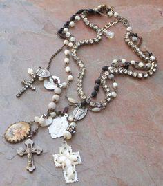 Christine Wallace Artisan Jewelry Jewelry Cross Jewelry