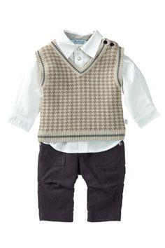 Civilized Boys 3-Piece Set (Baby & Toddler Boys)//