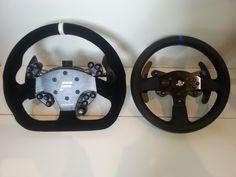Fanatec ClubSport Lenkkranz  GT VS. Thrustmaster T300RS Wheel