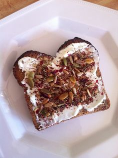 Simply Delicious Crunch & Heat >>> Avanti 10+ Grain Toast w/ Cream Cheese & Rosemary's Baby Spice Blend    http://www.avantinaturalstore.com/one-minute-rosemarys-baby-flavor-toast/    #healthy #delicious #yum #veggie #vegitarian #natural #organic #Avanti #AvantiNaturalStore #eCommerce #eRetailing #AvantiSpiceBlends