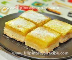 Mango Sago | Filipino Style Recipe