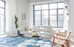 Studio New Design Project mixes different styles and colors for unique Manhattan apartment renovation