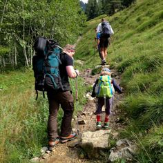 huttentocht met kinderen Grossarltal - de Berghut