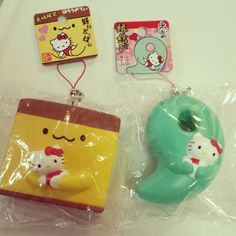 Rare hello kitty squishy