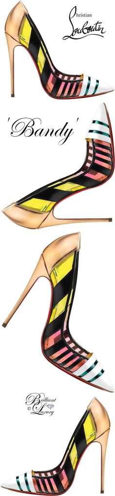 Christian Louboutin OFF!>> Brilliant Luxury by Emmy DE ♦ Christian Louboutin Bandy Zapatos Shoes, Women's Shoes, Me Too Shoes, Shoe Boots, Ankle Boots, Shoes Style, Casual Shoes, Casual Outfits, Gucci Purses