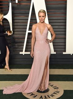 On National Pink Day: Gwyneth Paltrow, Rihanna, Taylor Swift and More of the Best Rose-Hued Red Carpet Moments Photos | W Magazine