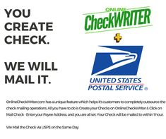 Checks By Mail >> 8 Best Online Check Writer Is Better Alternative Images In