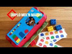 Duplo Mix'n Match mit Freebie * Monstamoons