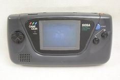 SEGA Game Gear NO sound Console System HGG-3210 Import JAPAN Ref/41201 Game gg: $50.00 End Date: Sunday May-13-2018 1:39:05 PDT Buy It Now…