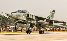 HAL is proposing its Jaguar MAX platform to the Indian Air Force. MAX comes with an all new near digital cockpit, AESA Radar, next generation weapons and a new avionics suit. Fighter Aircraft, Fighter Jets, Jaguar, Border Security Force, American Giant, Cruise Missile, Indian Air Force, Construction, Aircraft Design
