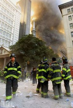 9/11: The 25 Most Powerful Photos