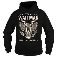 Team WAITMAN Lifetime Member - Last Name, Surname T-Shirt #name #tshirts #WAITMAN #gift #ideas #Popular #Everything #Videos #Shop #Animals #pets #Architecture #Art #Cars #motorcycles #Celebrities #DIY #crafts #Design #Education #Entertainment #Food #drink #Gardening #Geek #Hair #beauty #Health #fitness #History #Holidays #events #Home decor #Humor #Illustrations #posters #Kids #parenting #Men #Outdoors #Photography #Products #Quotes #Science #nature #Sports #Tattoos #Technology #Travel…